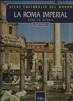Atlas culturales del mundo La Roma Imperial: Moses Hadas