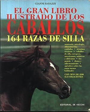 El Gran Libro Ilustrado de Los Caballos 164 razas de silla: Ravazzi, Gianni