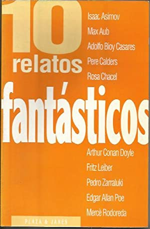10 Relatos Fantasticos: Varios