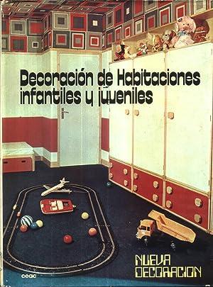 Decoracion de habitaciones infantiles y juveniles: Asensio Cerver, Francisco