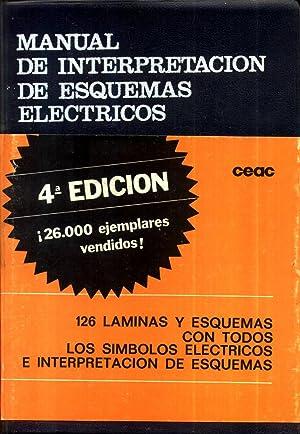 Manual de interpretacion de esquemas electricos: Ruiz Vassallo, Francisco