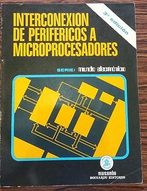 INTERCONEXION DE PERIFERICOS A MICROPROCESADORES: JOSE MOMPIN POBLET