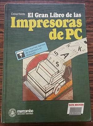 El gran libro de las impresoras de: Ockenfelds