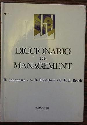 Diccionario de management: H. Johannsen -