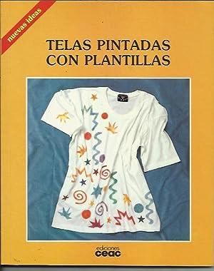 Telas Pintadas Con Plantillas: Angelika y Jurgen Orthaus