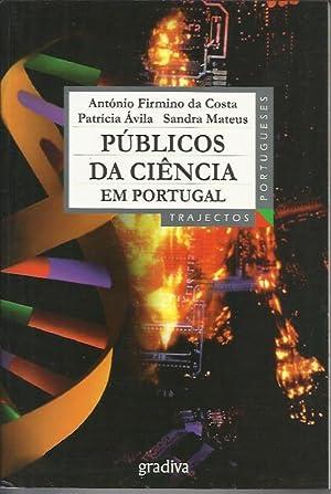 Publicos da ciência em Portugal: FIRMINO DA COSTA,