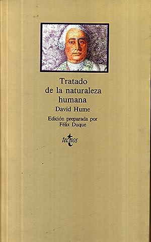 Tratado De La Naturaleza Humana: Hume, David