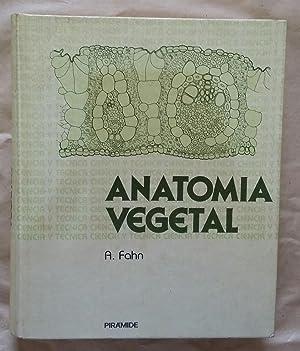 Anatomia Vegetal: FAHN