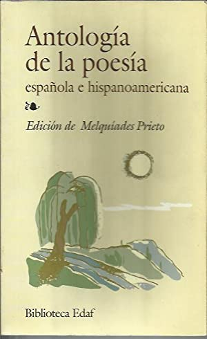 Antologia de la Poesia Espanola e Hispanoamericana: VARIOS