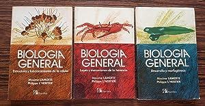 Biologia General: LAMOTTE