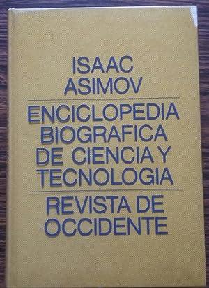 Enciclopedia Biografica de Ciencia y Tecnologia: ASIMOV