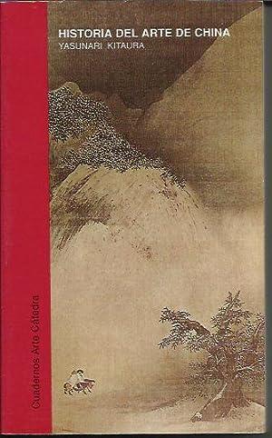 Historia del Arte de China: Yasunari Kitaura