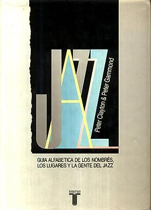 Jazz A Z Guia Alfabetica de los: CLAYTON GAMMOND