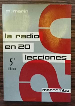 La Radio en 20 Lecciones: MARIN