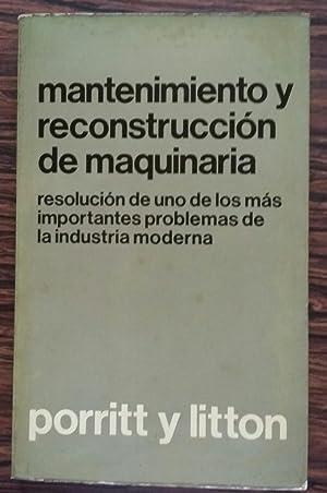 Mantenimiento y Reconstruccion de Maquinaria: PORRITT Y LITTON