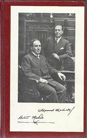 Obras Completas de Manuel y Antonio Machado: MACHADO Manuel y