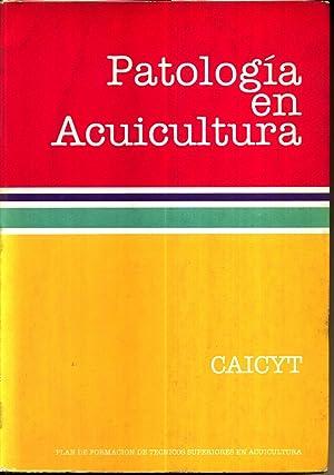 Patologia en Acuicultura: CAICYT