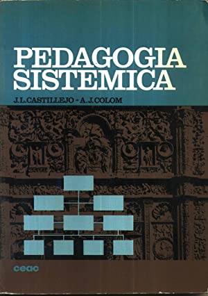 Pedagogia Sistemica: CASTILLEJO COLOM