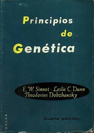 Principios de Genetica: SINNOT DOBZHANSKY