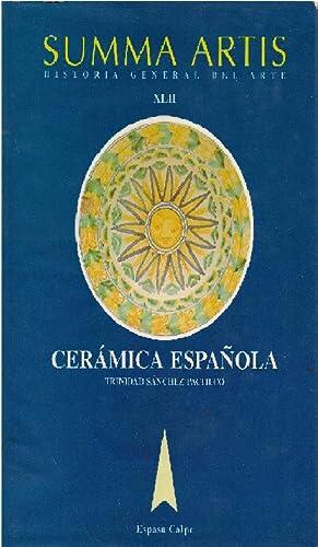 Summa Artis Historia General del Arte Ceramica Espanola Tomo XLIla: PIJOAN