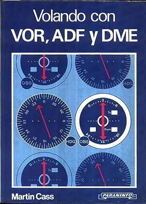 Volando con VOR ADF y DME: CASS