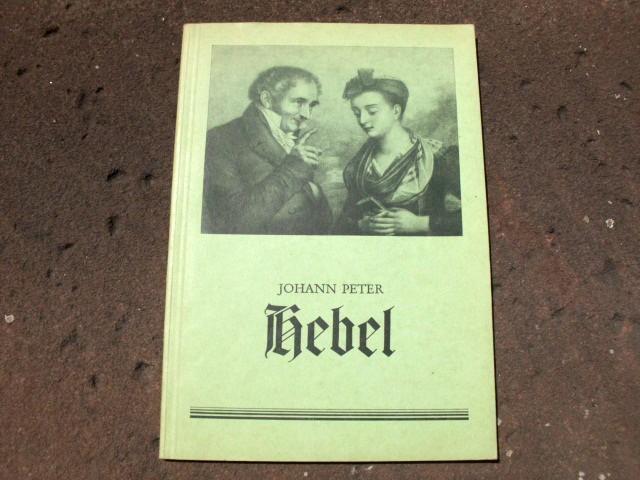 Johann Peter Hebel. Festgabe aus Anlaß des: Zentner, Wilhelm