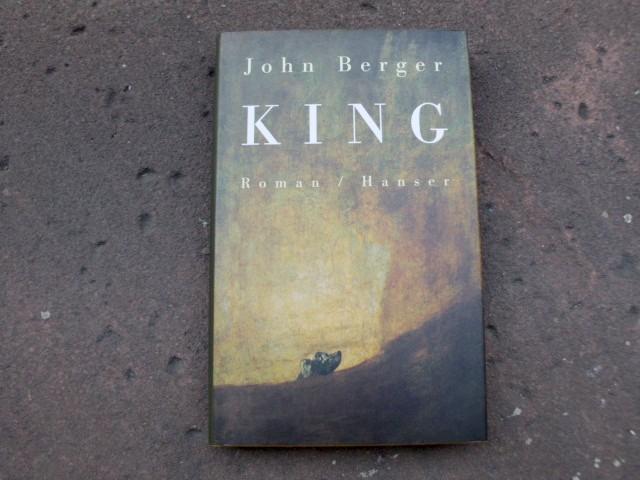 King. Roman. Aus dem Englischen von Hans: Berger, John