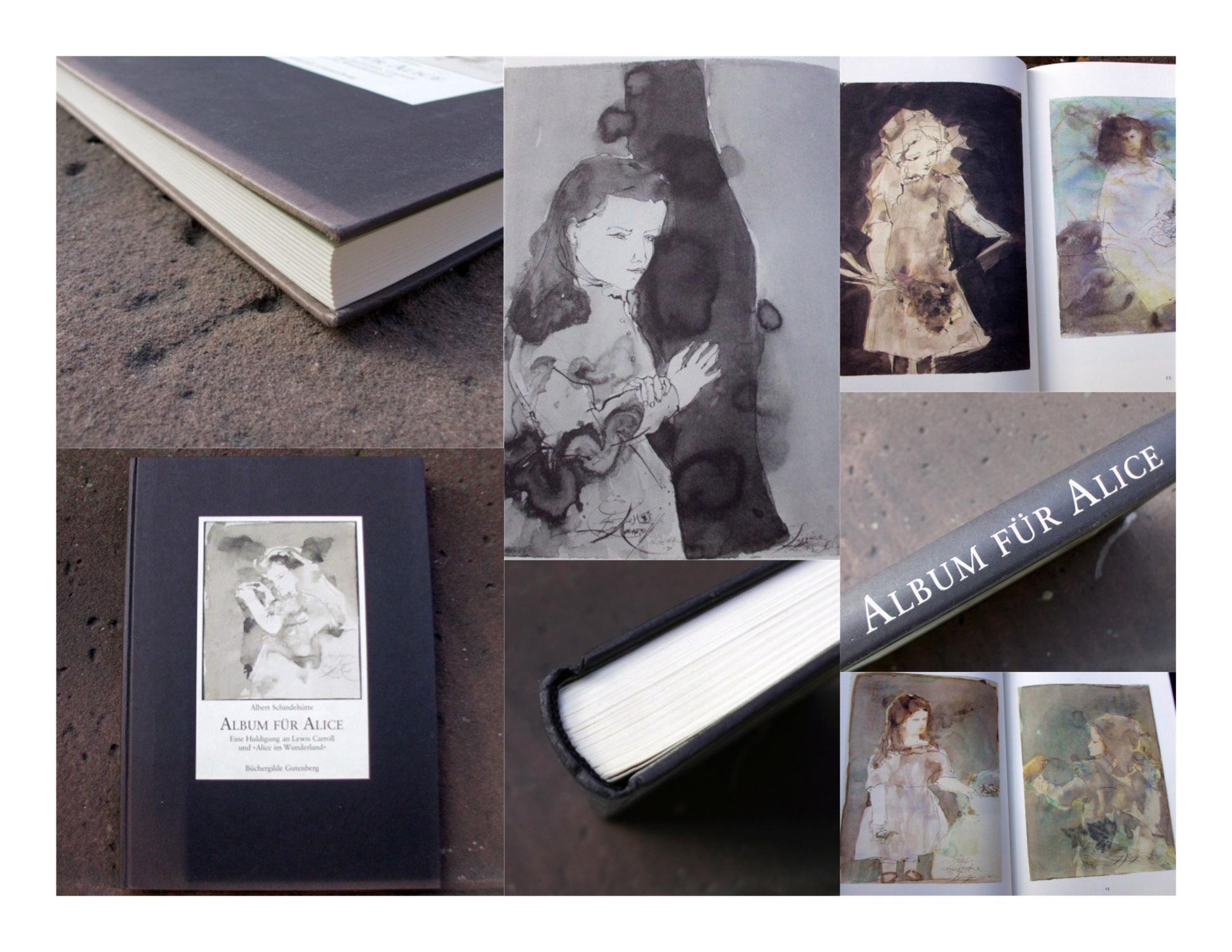 Album für Alice. Eine Huldigung an Lewis: Carroll, Lewis (d.