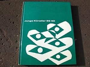 Junge Künstler 59/ 60. 5 Monographien deutscher: Reusch, Hermann; Meier,