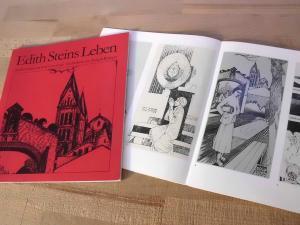 Edith Steins Leben. Zeichnungen von Karl Unverzagt.: Unverzagt, Karl (Zeichnungen);