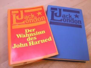Der Wahnsinn des John Harned. 12 Erzählungen.: London, Jack (d.