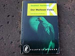"Der Malteser Falke. ""The Maltese Falcon"". Kriminalroman.: Hammett, Dashiell"
