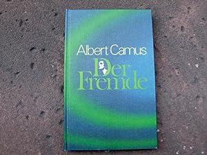 """Der Fremde. """"L'Étranger"""". Deutsch von Georg Goyert: Camus, Albert"""