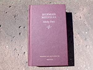 """Moby Dick oder Der Wal. """"Moby-Dick; or,: Melville, Herman"""