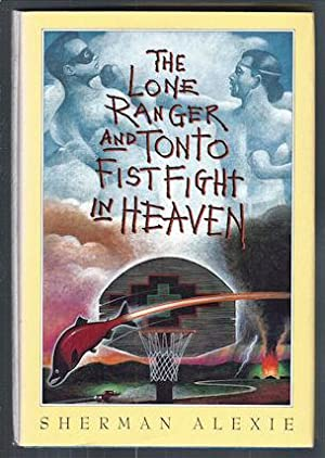 the hard life of native americans in the article the lone ranger and tanto fistfight in heaven