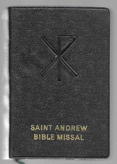 Saint Andrew Bible Missal: Missal Commission of