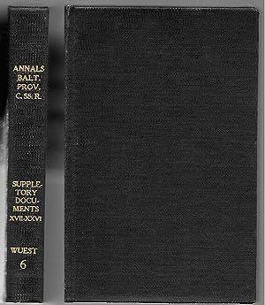 Annales Congregationis SS. Redemptoris Provinciae Americanae, Supplementum: Wuest, Joseph