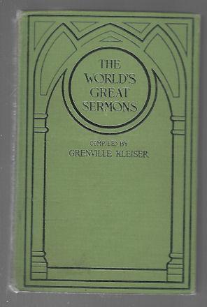 talks on talking kleiser grenville