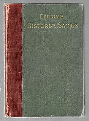 Epitome Historiae Sacrae: Lhomond, C. F.