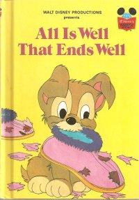 All Is Well That Ends Well: Walt Disney Productions