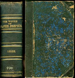 The Works of Flavius Josephus The Learned: Josephus, Flavius; Whiston,