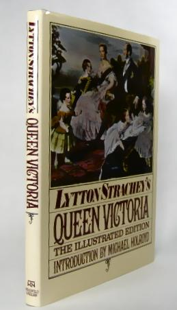 Lytton Strachey's Queen Victoria - The Illustrated: Strachey, Lytton -