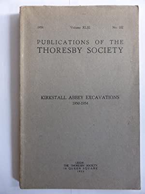 Publications of the Thoresby Society: 1954: Volume: Thoresby Society.