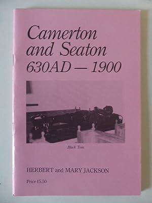 Camerton and Seaton 630AD - 1900: Jackson, Herbert &