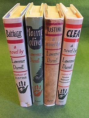 The Alexandria Quartet - Comprising Justine, Balthazar,: Durrell, Lawrence