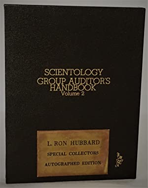 Scientology Group Auditor's Handbook, Volume Two: Hubbard, L. Ron