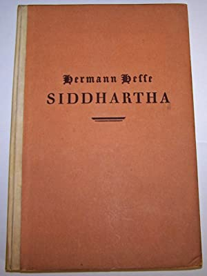 Siddhartha: Hesse, Hermann [Herman]