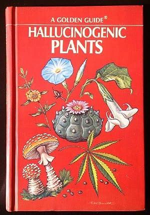Hallucinogenic Plants: A Golden Guide (Hardcover): Schultes, Richard Evans