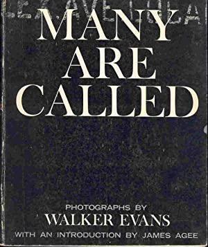 Many are Called.: Evans, Walker. James