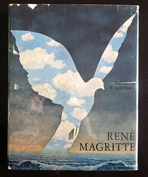 Magritte. (PRESENTATION COPY).: Waldberg, Patrick. (Magritte).
